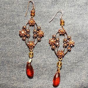 Free Add-on Persian Style Drop Earrings